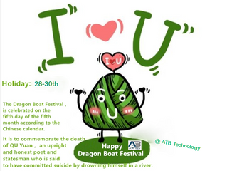 Dragon boat festival Off