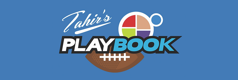 Tahir's Playbook Logo