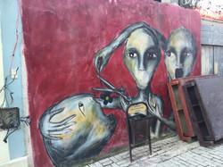Barbers Alley ART