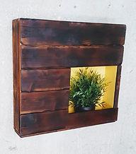 דוגמא חיפוי לקיר סו-שוגי-באן - מעצבע