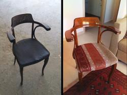 מעצבע - הכיסא של צביקה
