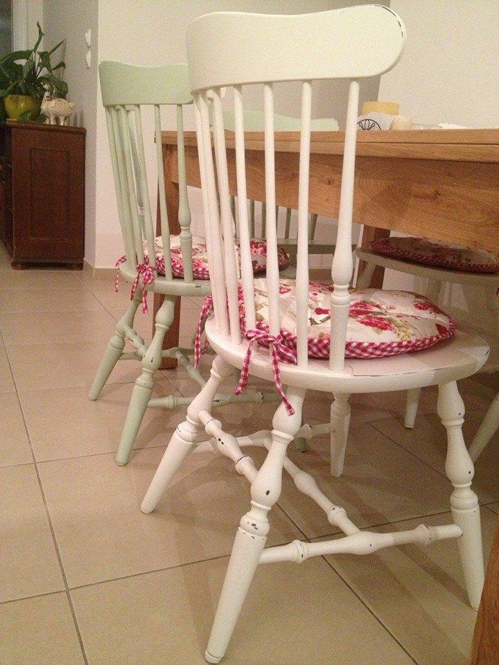 כיסאות וינטג' - מעצבע