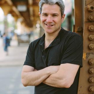 Q&A with novelist Stuart M. Ross, author of Jenny in Corona