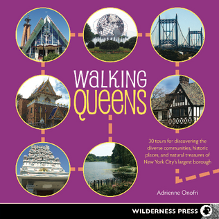 Q&A with Adrienne Onofri, author of Walking Queens