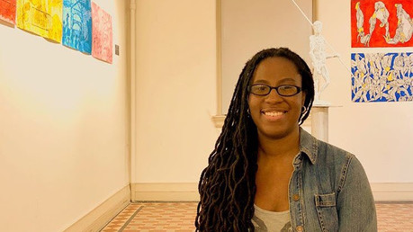 Q&A with Sherese Francis, Creator of Jam Journal