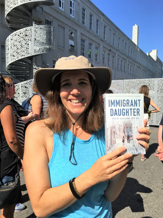 Q&A with Catherine Kapphahn, author of Immigrant Daughter: Stories You Never Told Me