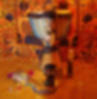 nathalie borgnana - kick coaching - djembes - chamanisme