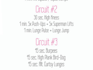 Workout of the Week: Full Body Circuit