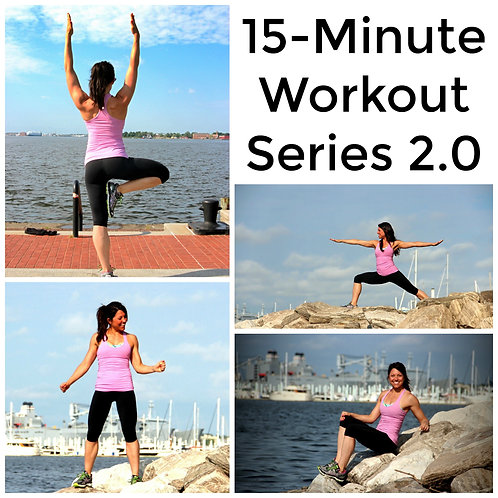 Workout SERIES 2.0 *Package*