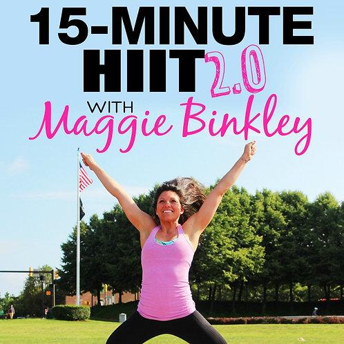 15-Minute HIIT 2.0