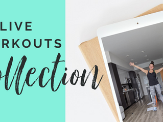 LIVE Workouts Collection