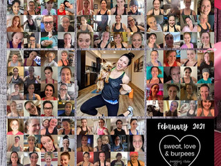 Fitness Groups, Crew Collage & Fun Gear