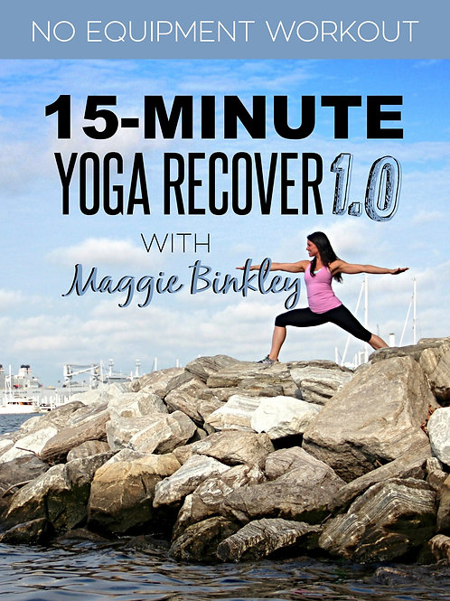15-Minute Yoga Recover 1.0