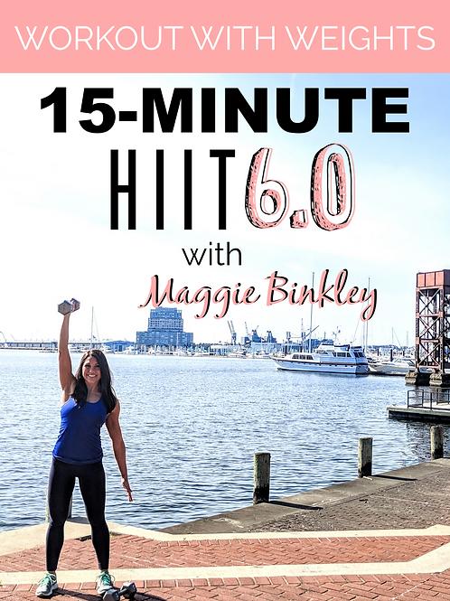 15-Minute HIIT 6.0