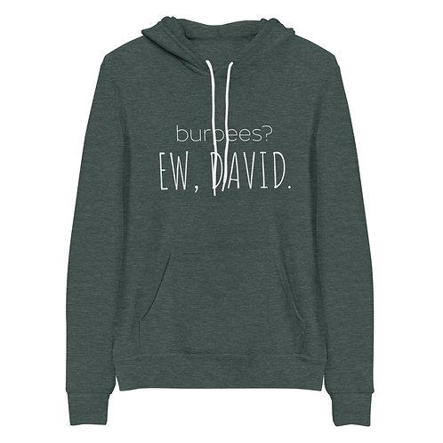 EW, DAVID | Unisex hoodie