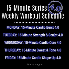 Workout Serie 4.0