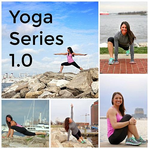 Yoga SERIES 1.0 *Package*