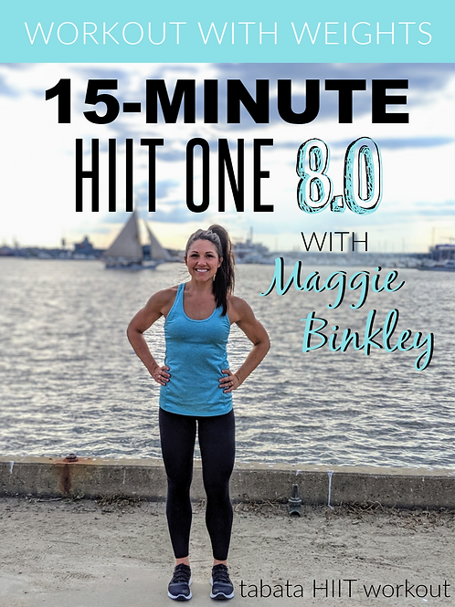 15-Minute HIIT One 8.0