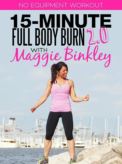 15-Minute Full Body Burn 2.0