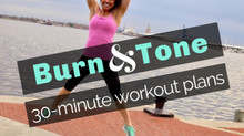 30-Minute Workout Plans (& more 15-min plans!)