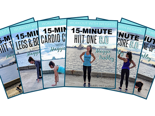 Workout SERIES 8.0 *Package*