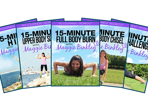 Workout SERIES 1.0 *Package*