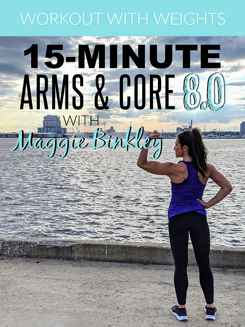 15-Minute Arms & Core 8.0