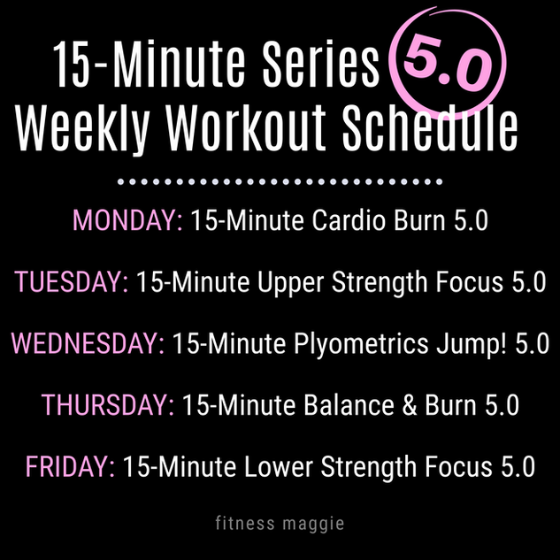 Workout Series 5.0