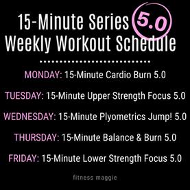 Workout Series 5.0