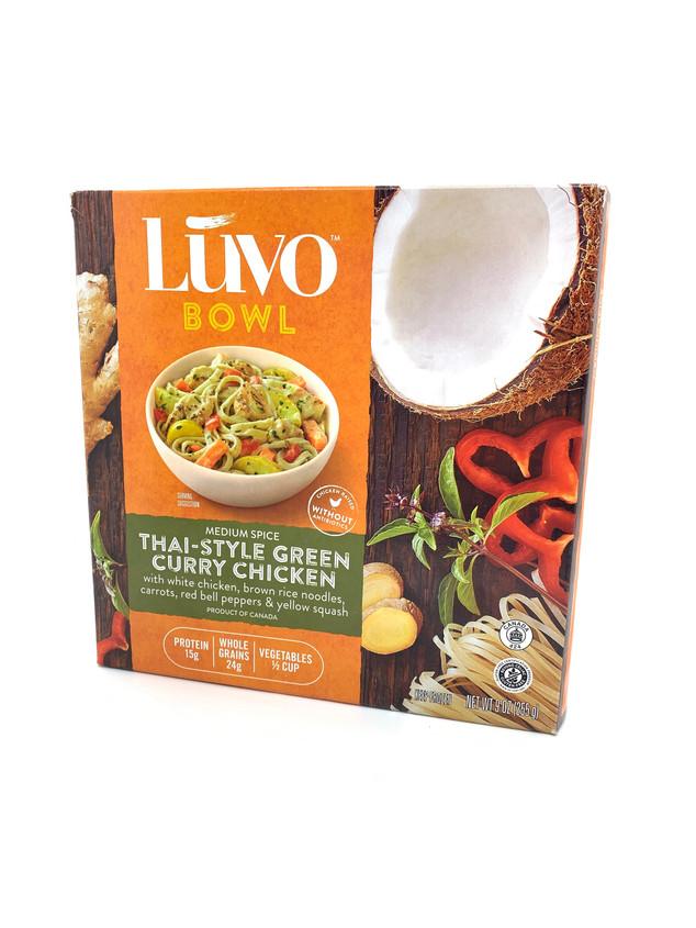 Luvo Frozen Foods