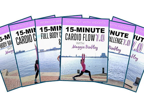Workout SERIES 7.0 *Package*