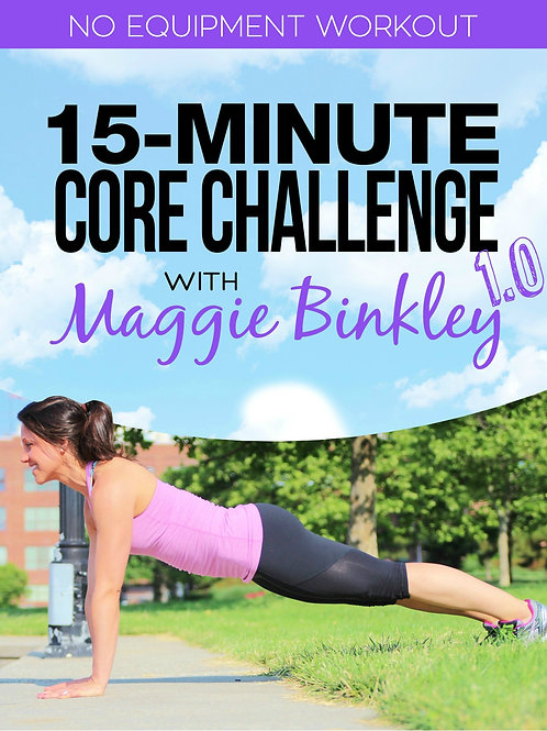 15-Minute Core Challenge 1.0