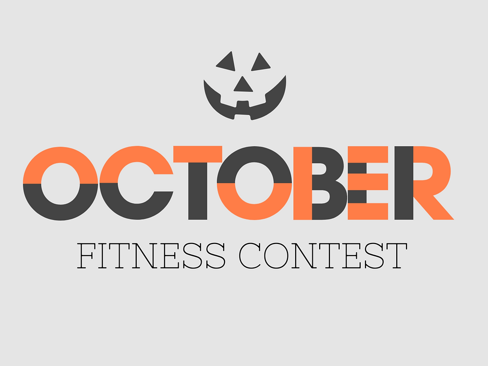 october fitness contest