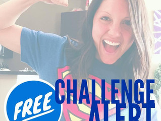 FREE Challenge Alert!