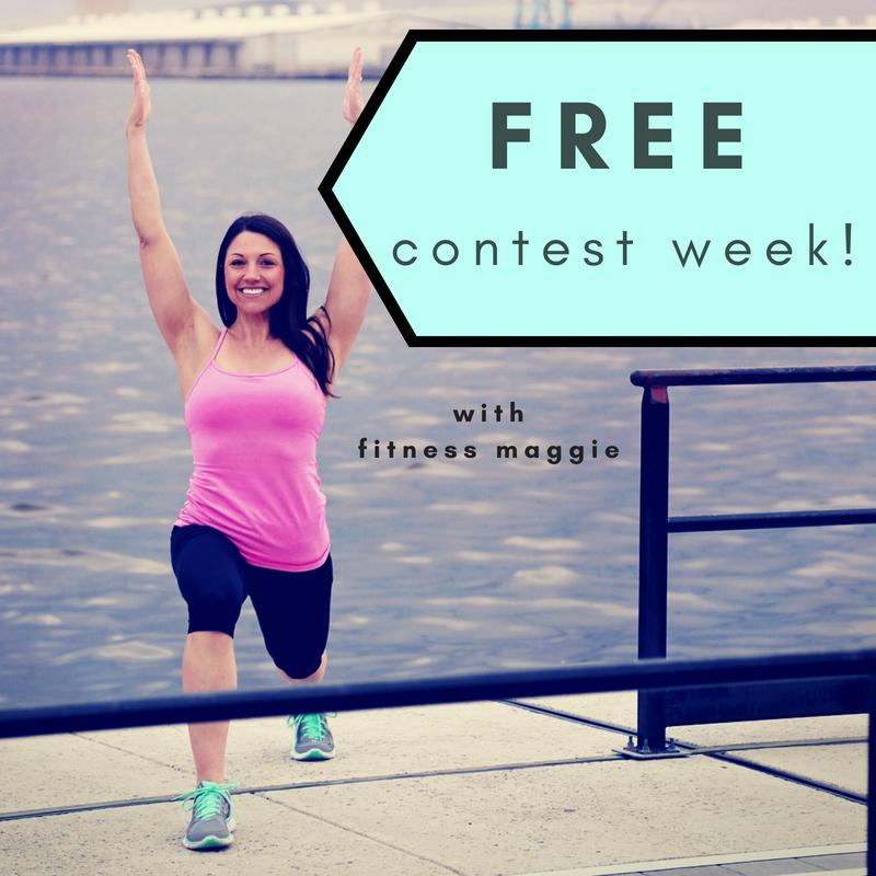 free contest week