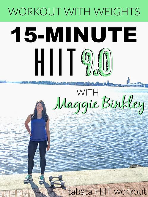 15-Minute HIIT 9.0