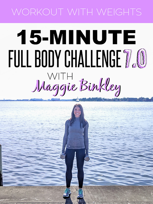 15-Minute Full Body Challenge 7.0