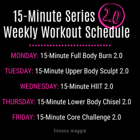 Workout Series 2.0
