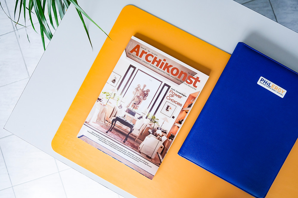 PHILERGY German Solar for homes and businesses  - Solar Joe PH in Archikonst Magazine - High quality installer for solar power systems and top rated panel packages for residential, commercial and industrial roofs in the Philippines
