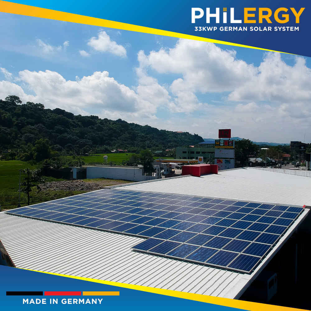 PHILERGY German Solar for homes and businesses  - Solar in La Union - High quality installer for solar power systems and top rated panel packages for residential, commercial and industrial roofs in the Philippines
