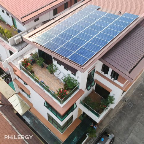 Solar for Townhouses and Multi family homes | PHILERGY German Solar - Solar Panel and Solar Energy Systems Philippines