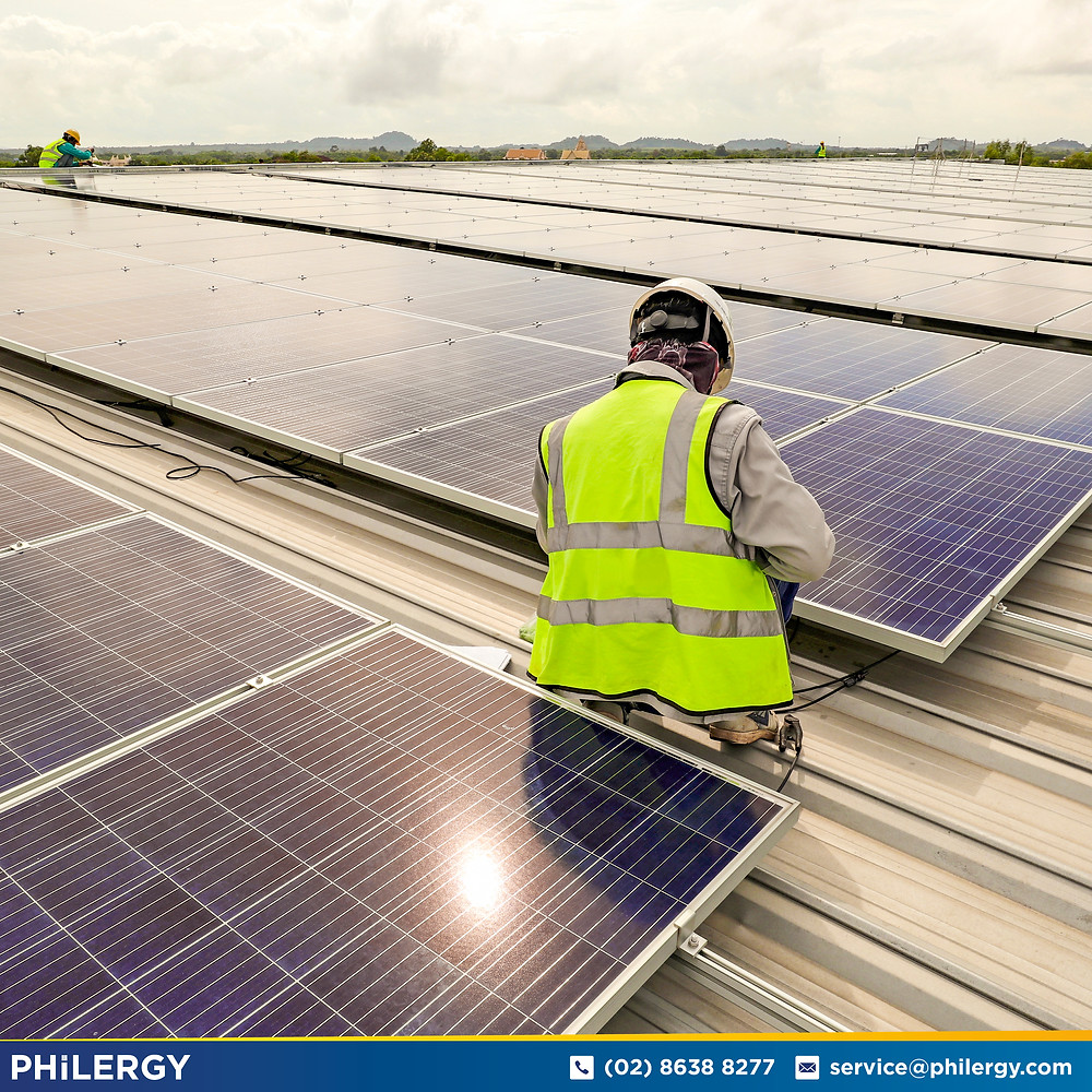 PHILERGY German Solar for homes and businesses  - Best in Class Workmanship German Engineers - High quality installer for solar power systems and top rated panel packages for residential, commercial and industrial roofs in the Philippines