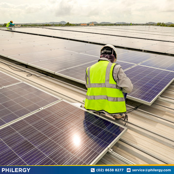 Best in Class Workmanship by German Engineers for 100% German Solar Systems by PHILERGY