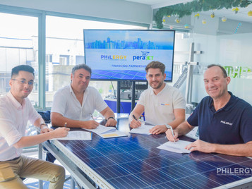 PHILERGY partners with PeraJet to provide fast and easy solar financing options in the Philippines!