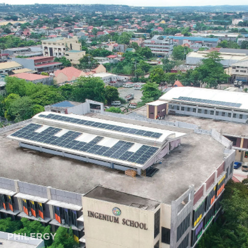 Solar for Schools and Offices | PHILERGY German Solar - Solar Panel and Solar Energy Systems Philippines