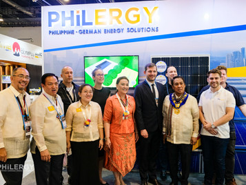 German-Philippine industry leaders launch platform to shape the Philippines' energy landscape