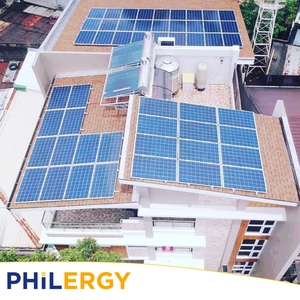 PHILERGY German Solar for homes and businesses  - solar powered home - High quality installer for solar power systems and top rated panel packages for residential, commercial and industrial roofs in the Philippines