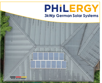 3kW Solar Panel System in the Philippines - PHILERGY German Solar