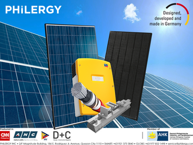 Manila, Philippines: Best solar system equipment made in Germany by PHILERGY