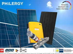 PHILERGY German Solar Philippines - high quality solar packages, panels, equipment and components in the Philippines
